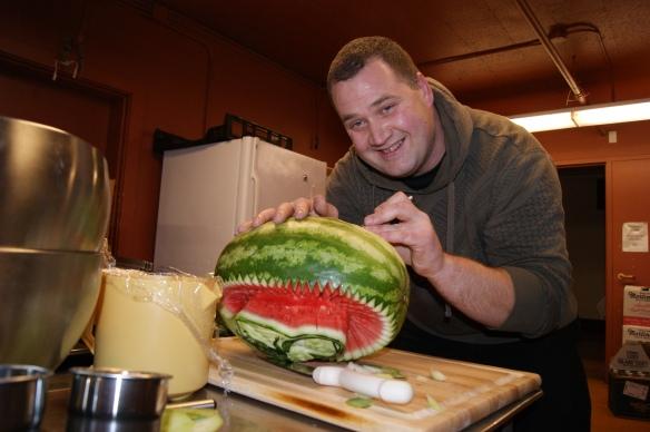 The Edible Chef