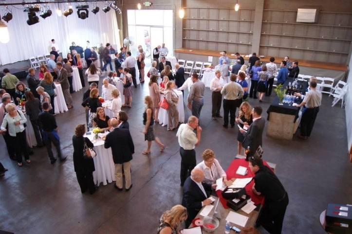 Chef Showcase crowd
