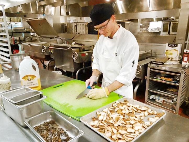 Dylan Turk compass kitchen microsoft campus