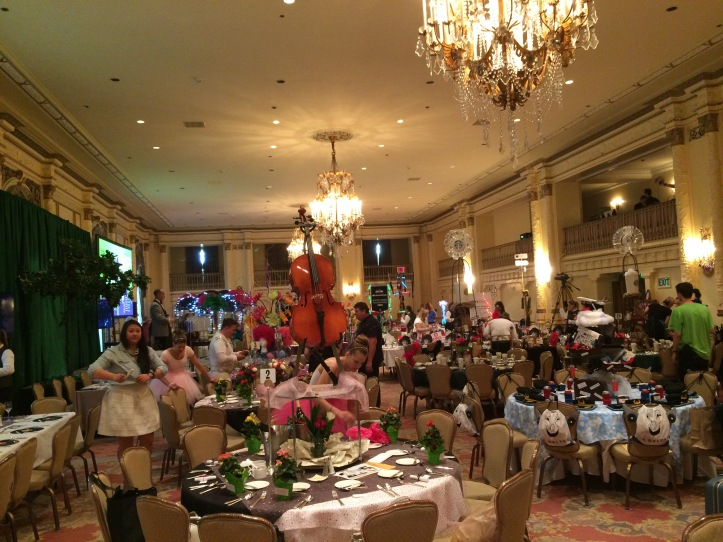 Spanish Ballroom wide shot