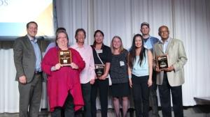 Chef Showcase award winners group photo